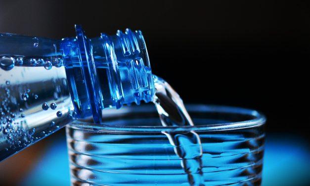 Como manter o corpo hidratado?